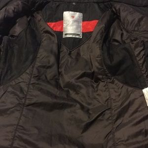 Post Card Jackets & Coats - Post Card Quilted Tech Parka with hood